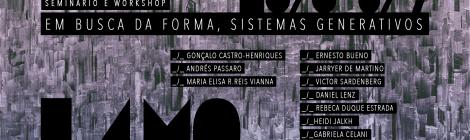 EM BUSCA DA FORMA, SISTEMAS GENERATIVOS